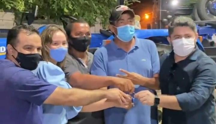 A bancada do PL cumprindo compromissos na região sul  do Maranhão