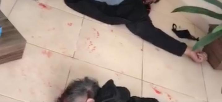Bandidos invadem residência, fazem casal de refém e no final levam a pior